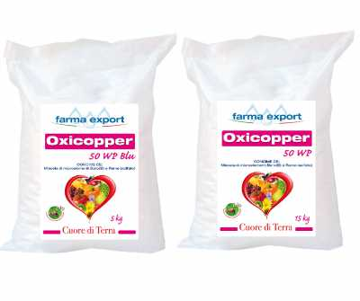 Oxicopper 50 WP / Oxicopper 50 WP Blu